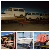 Transporte especial valladolid-huelva - foto