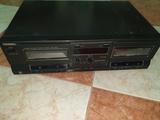 doble pletina de cinta audio - foto