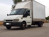 FORD - FORD TRANSIT 125 CHASIS CABINA - foto