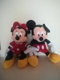 pareja Mickey y Minnie de Disney. - foto