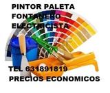 paleta pintor economico - foto