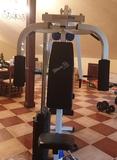 Maquina gimnasio multifunción - foto