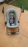 Mecedora para bebe BOUNCER GRADUABLE - foto