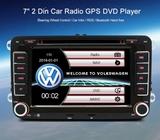 RADIO 2 DIN GPS NUEVAS A ESTRENAR - foto