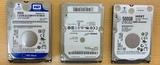 """Lote de 3 discos duros 2,5"""", 500Gb SATA3 - foto"""