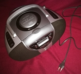 Radio, CD MP3. Reproductor. - foto