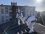 Retirada de tejados con uralita Vizcaya - foto