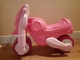 Moto feber rosa - foto