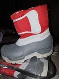 botas nieve 34-35 - foto