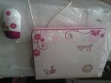-ordenador portatil barbie nuevo - foto