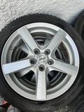 llantas BMW 17 pulgadas y neumáticos - foto