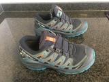 Zapatillas monte Salomon Niño Número 34 - foto