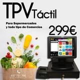 Pack TPV para supermercados y comercios - foto