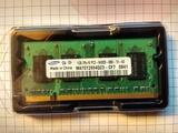 Memoria ram 1GB DDR2 800Mhz SODIMM - foto