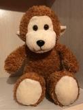 Mono de peluche - foto