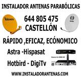 Antenistas Castellón - foto