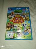animal crossing amigo festival Wii U - foto