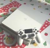 !!se vende ps4 slim blanca con juegos !! - foto