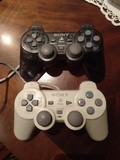 2controller sony+logic3+Play station3 - foto