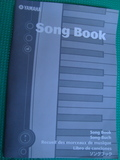Libro de Partituras Yamaha - foto