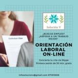 Orientación laboral on- line/presencial - foto