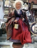 Muñeca provenza francesa ANCIANA FIRMADO - foto