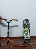 PatÍn scooter y skate - foto