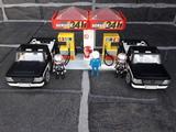 Juguetes playmobil gasolinera - foto