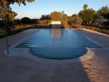 Toldos para piscinas - foto