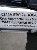 Cerrajero aperturista en las Palmas de G - foto