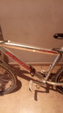 Bicicleta boomerang - foto