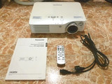 Proyector panasonic pt-ax100e. HD - foto