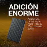Seagate, disco duro externo USB 3.0 1tb - foto