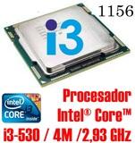 Intel® Core™ i3-530 caché de 4M, 2,93 GH - foto