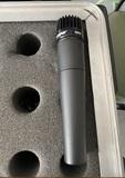 Vendo maleta de microfonos shure sm - foto