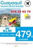 Vuelos Guayaquil - Ecuador - foto
