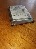 Disco Duro conexión IDE 80b. - foto