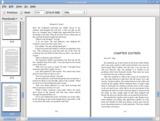 Maqueto trabajos o libros a ordenador - foto