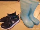 Botas niño zapatos zapatillas - foto