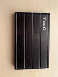 disco duro 320 gb y carcasa - foto