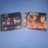 2 cd,s metallica originales - foto