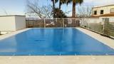 Lonas para cubierta de piscinas - foto