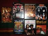 DVD rock - foto