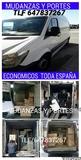 mudanzas furgonetas y camiones portes - foto