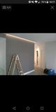 Alisado de pisos para pintar liso - foto