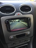 Radio Ford Focus restyling tactil - foto