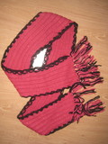Bufanda lana extralarga - foto