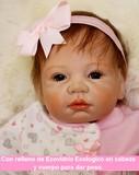 Oiginal Bebe Reborn Rebeca 55cm 2.2 kg - foto