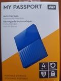 Disco duro externo 4 TB - foto