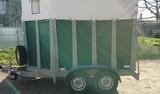 Remolque Van caballos ganadero - foto